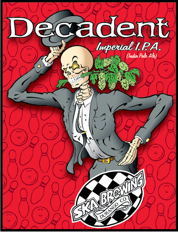 Logo of Ska Decadent Imperial IPA