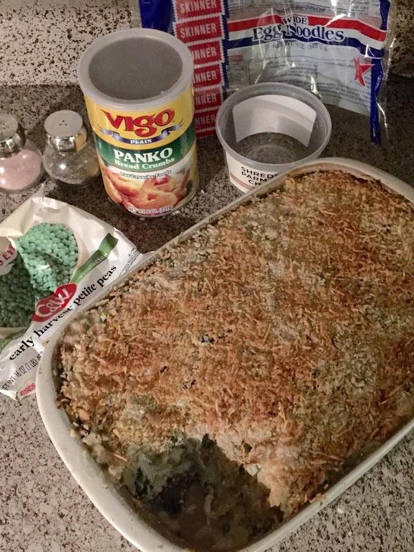 Debi's Creamy Chicken Casserole Recipe