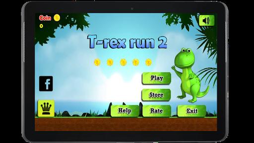 T-rex Run 2