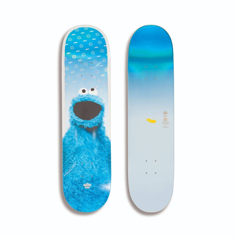 Globe - G2 Sesame Street Cookie Monster Skateboard Deck