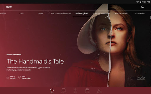Hulu: Stream TV, Movies & more 3.35.0.250534 screenshots 10