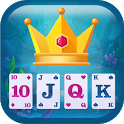 FreeCell Solitaire Mermaid icon