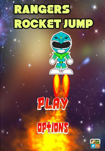 Rocket Rangers Jump Game