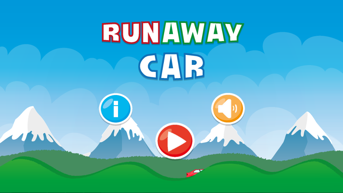 Runaway Car- screenshot