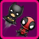 2 Hero Kid - Batman & DeadPool file APK Free for PC, smart TV Download
