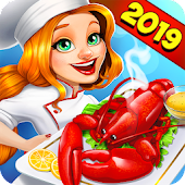 Tasty Chef - Cooking Games 2019 in a Crazy Kitchen icon