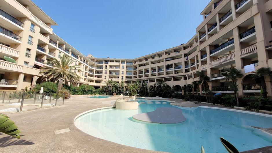 Location  appartement 3 pièces 29.03 m² à Cannes la bocca (06150), 900 €