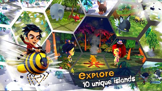 Chibi Survivor Weather Lord Survival Island Series