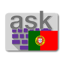Portuguese for AnySoftKeyboard icon