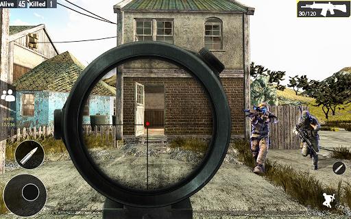 Fire Free Battleground Survival Hopeless Squad 1 screenshots 8