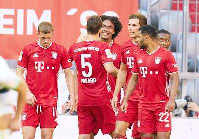 Le Bayern au (très) petit trot