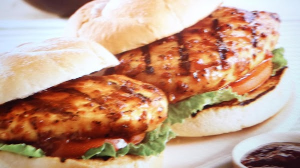 Grilled Montreal Chicken Sandwich Recipe
