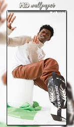 Wallpapers for Lil Nas X HD APK screenshot thumbnail 6