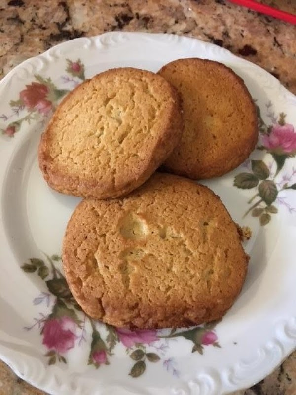 Miso Cookies Recipe
