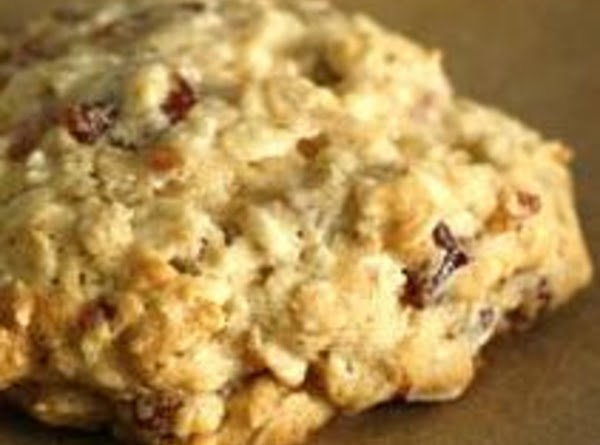 Bacon Cookies With Maple And Cherries Recipe