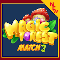 Magic Forest Game - Match 3 icon