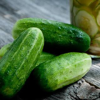 Raw Pickles.