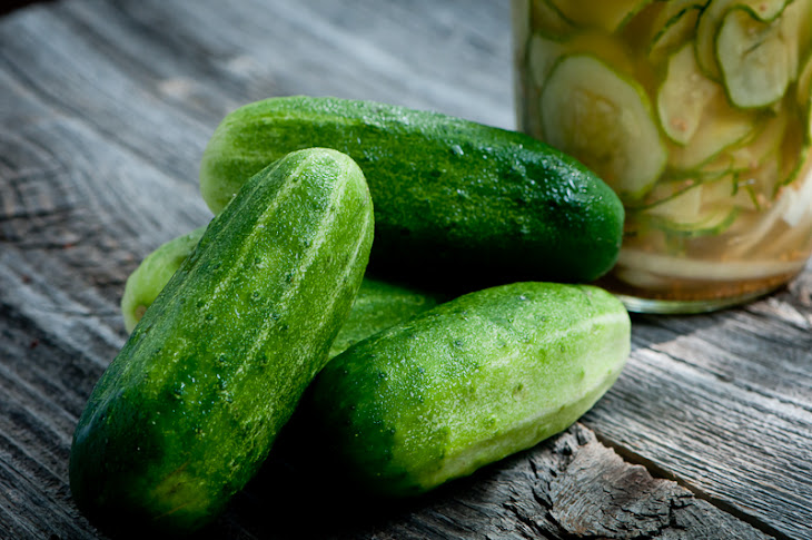 Raw Pickles Recipe