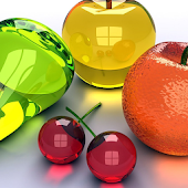 crystal fruit wallpaper