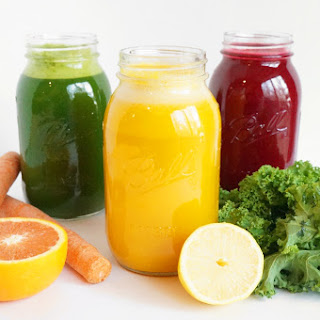 3 Juicing Recipes to Boost Your Week