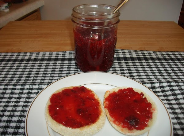 Rhubarb Raspberry Jam Recipe