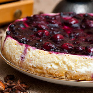 Cheesecake with Cake Mix.