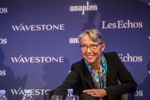 Club Les Echos Débats avec Elisabeth Borne RATP