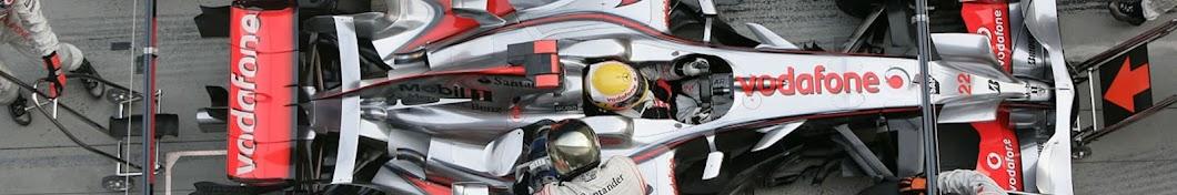 Marc Priestley F1 Elvis Banner