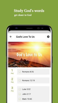 Bible - Free Bible Verses & Study on the Bible app - screenshot