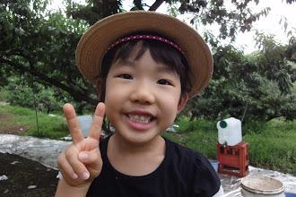 Photo: 桃 だいすき~
