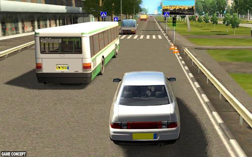 Track Racer - Highway Traffic Burnout 0.1 screenshots 6