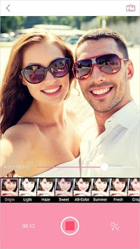 InstaBeauty - Selfie Camera APK screenshot thumbnail 5
