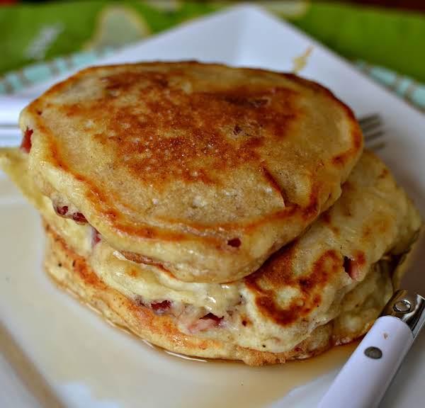 Buttermilk Bacon Pancakes Recipe