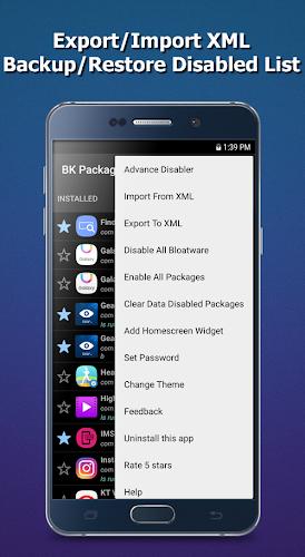 Download BK Package Disabler APK latest version App by
