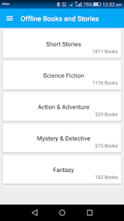 Offline Books Free - náhled