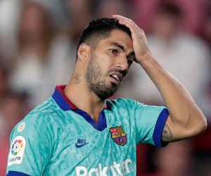 """Luis Suarez se veut lucide : """"On a laissé filer le titre"""""""