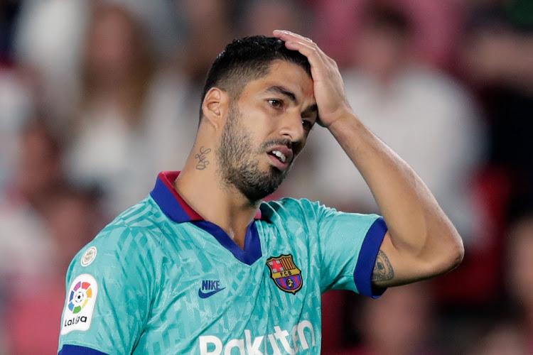 """Luis Suarez s'exprime sur son départ de Barcelone : """"C'est dur d'accepter de partir"""""""