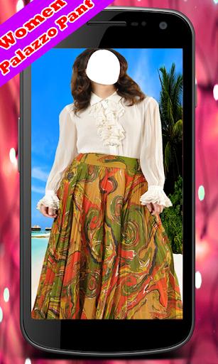 Women Palazzo Pant Suit New screenshot 1