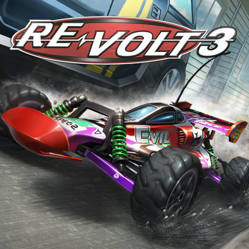 RE-VOLT 3 : Best RC 3D Racing