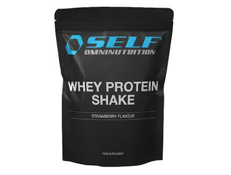 Self Whey Protein Shake 1kg - Strawberry