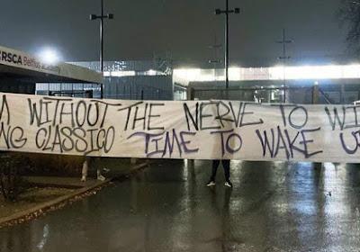 """La Mauves Army furieuse après le Clasico: """"Il est temps de se réveiller"""""""