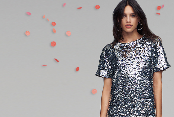 Shine bright this season with our dazzling partywear range for women