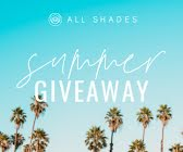 All Shades Summer Giveaway - Large Rectangle Ad Template