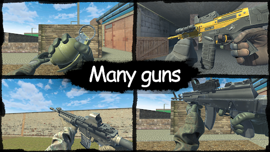 Control Shot CS mod apk download for android 1