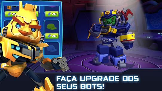 Angry Birds Transformers Apk Mod Dinheiro Infinito 7