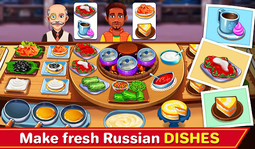 Indian Cooking Madness - Restaurant Cooking Games apkmr screenshots 5