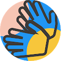 Learning American Sign Language (ASL) icon