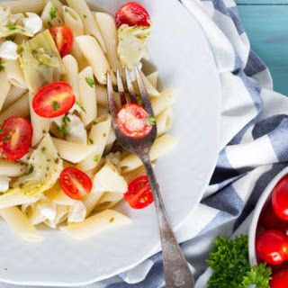 Penne Pasta Salad With Feta Recipes.
