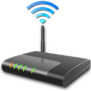 Wifi password show router