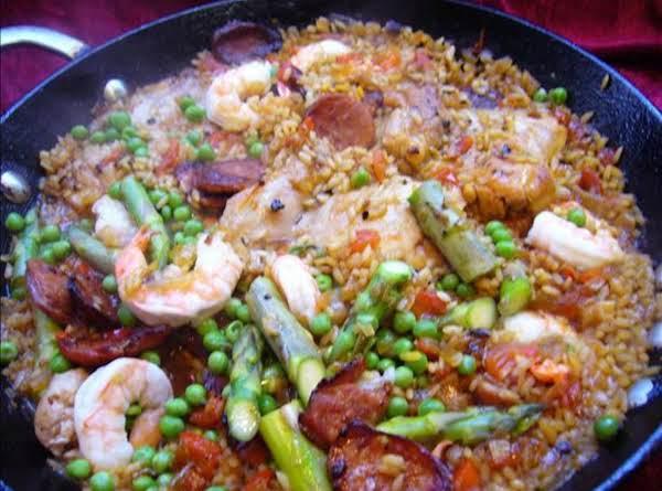 Portuguese Paella Recipe